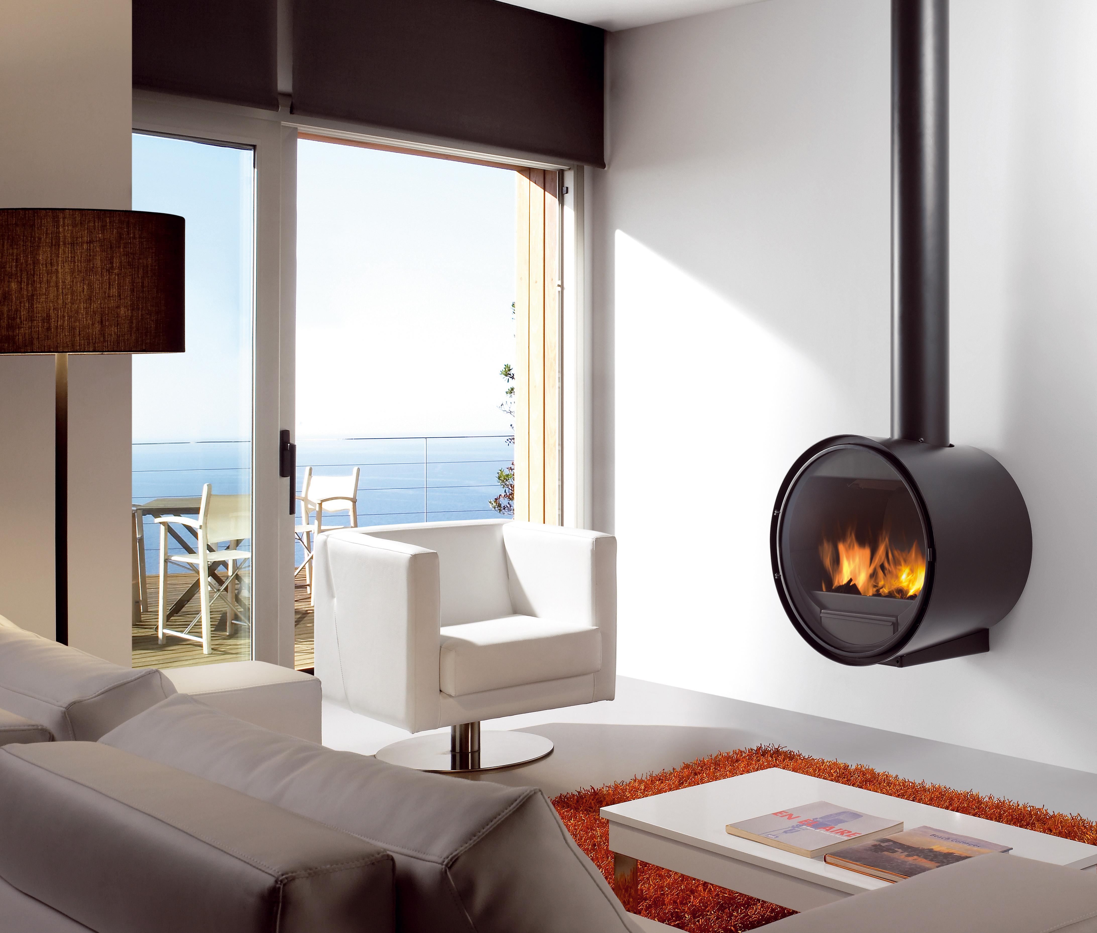 chimenea d 7 rocal. Black Bedroom Furniture Sets. Home Design Ideas